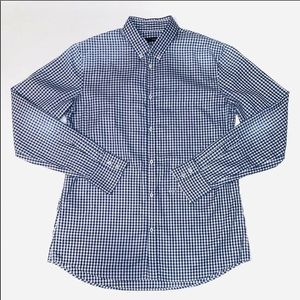 Dsquared2 Button Collar Checked Shirt/ Button Down